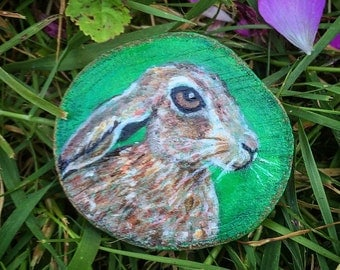 Sully Hare Brooch