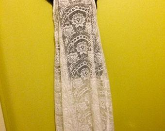 Lace 'Sophie' dress unlined