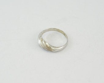 835 Silver Ring Hallmarked From Portugal