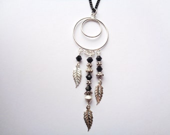 Dream-Catcher Inspired Necklace