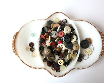 Button Bundle 2 - Assorted Vintage Buttons