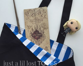 Just a Lil Ravenclaw Tote Bag