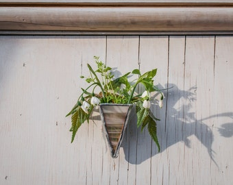 Wall Hanging Bud Vase