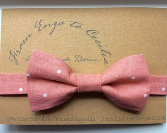 Baby or Toddler Bowtie