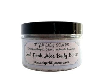 Cool Fresh Aloe Body Butter