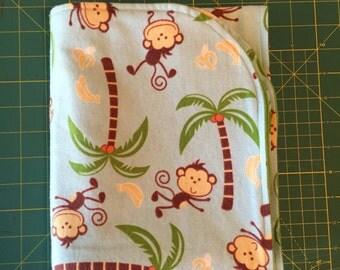 Silly Monkey Blanket