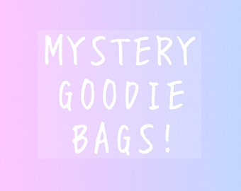 SMALL mystery goodie bag