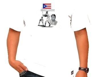Roberto Clemente Mens T-Shirt