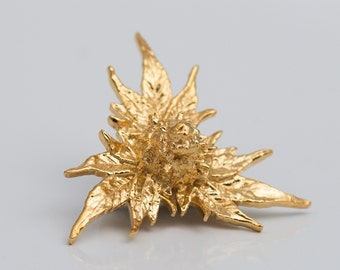 Pendant 24k Gold Electro-plated