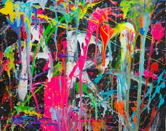 my abstract painting: ART WORK