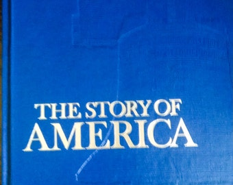 Reader's Digest the Story of America Hardcover  – 1975 by Readers Digest