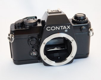 Contax 139Q SLR Body EX