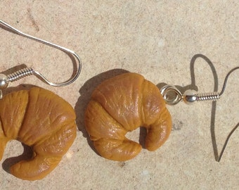 Croissants earrings, a little Paris for each of us <3