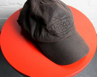 Original Waxed Canvas Barbour Hat