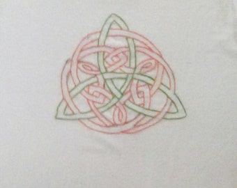 A Celtic knot for kids