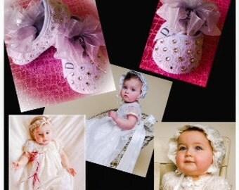 Baby Wedding Shoes *Wedding* Wedding Shoes*Girls Infants Shoes*