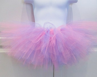 Light Pink and Lavender Tutu - Other Colors Available