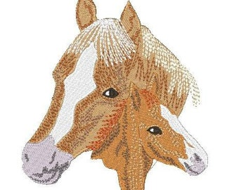 Horses & Cowboys  ( 18 Machine Embroidery Designs from ATW )