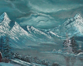 Oil Painting on Sale