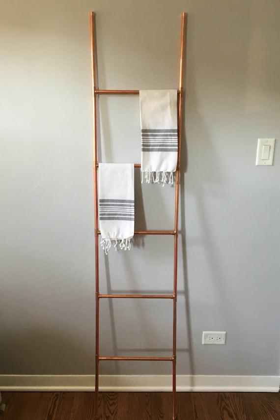 Copper Ladder Blanket Ladder Copper Pipe 1 2 Copper
