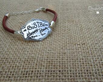 """Bracelet vintage """"Bistro"""" (female)"""