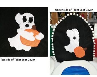 Items Similar To Mid Century Retro Toilet Set Toilet
