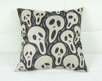 45x45cm Linen Cushion Cover For Sofa/ Decorative