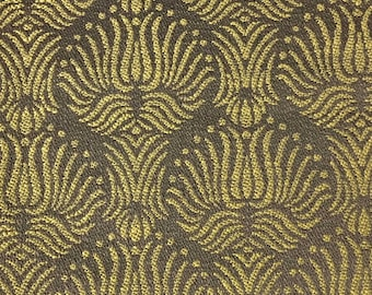 Upholstery Fabric - Bayswater - Wheatgrass - Jacquard Fabric Woven Texture Designer Upholstery Fabric by the Yard - Available in 10 Colors