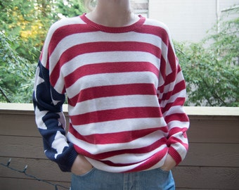 The 'America' sweater