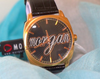 Watch MORGAN classic half price. Classical unisex watch by MORGAN half the price