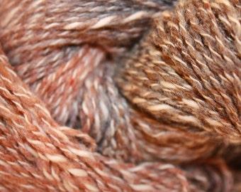 Farmhouse Yarns Silk Blend DK, color TAOS