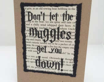 Harry Potter Inspired Greeting Cards