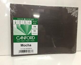 Paper- 50 sheets Mocha
