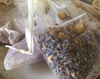 Lavender and Camomile Bath Tea