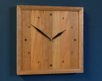 Cherry Mix Wall Clock