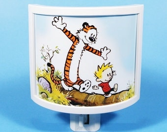 Calvin & Hobbes Night Light ON SALE today only