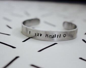 Date Bracelet