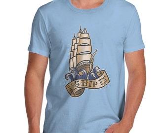Men's I Ship It T-Shirt