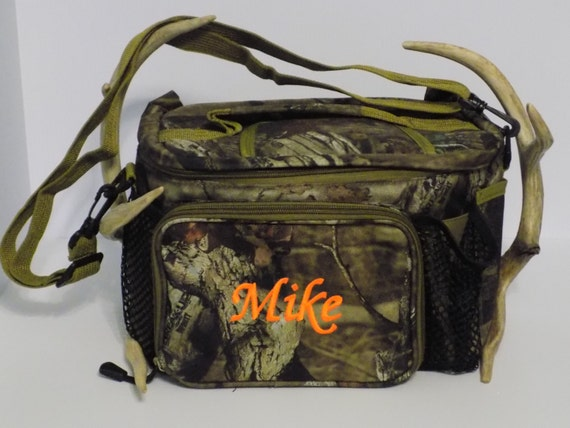 Camo Lunch Bag Personalized Lunch Tote Insulated Lunch Bag
