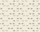 ORGANIC || Meadow Dreams Pure || Hello, Ollie by Bonnie Christine for Art Gallery Fabrics || Half or One Yard || ORGANIC Cotton Woven