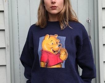 Pooh Bear Sweater