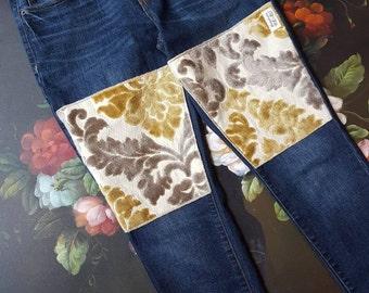 Custom Boho Jeans Gypsy Jeans Hippie Jeans Bohemian Jeans Women's Jeans Girl's Jeans