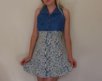 Vintage 90's Jean Dream Dress