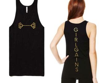 GirlGains Muscle Tank