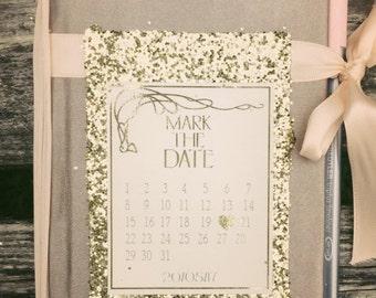 A6 Notebook. Bridesmaid gift presentation boxes & gifts- Blush Design