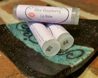 Blue Raspberry Lip Balm