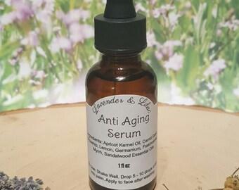 Anti-AgingFacial  Serum 1 oz