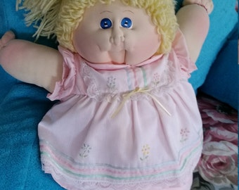 Vintage 1978 Cabbage Patch (The Little People) Doll