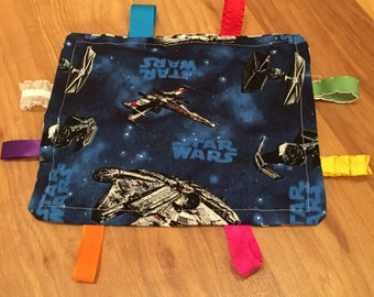 Star Wars taggie baby toy