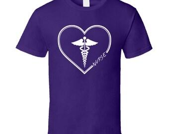 Nurse Love T Shirt
